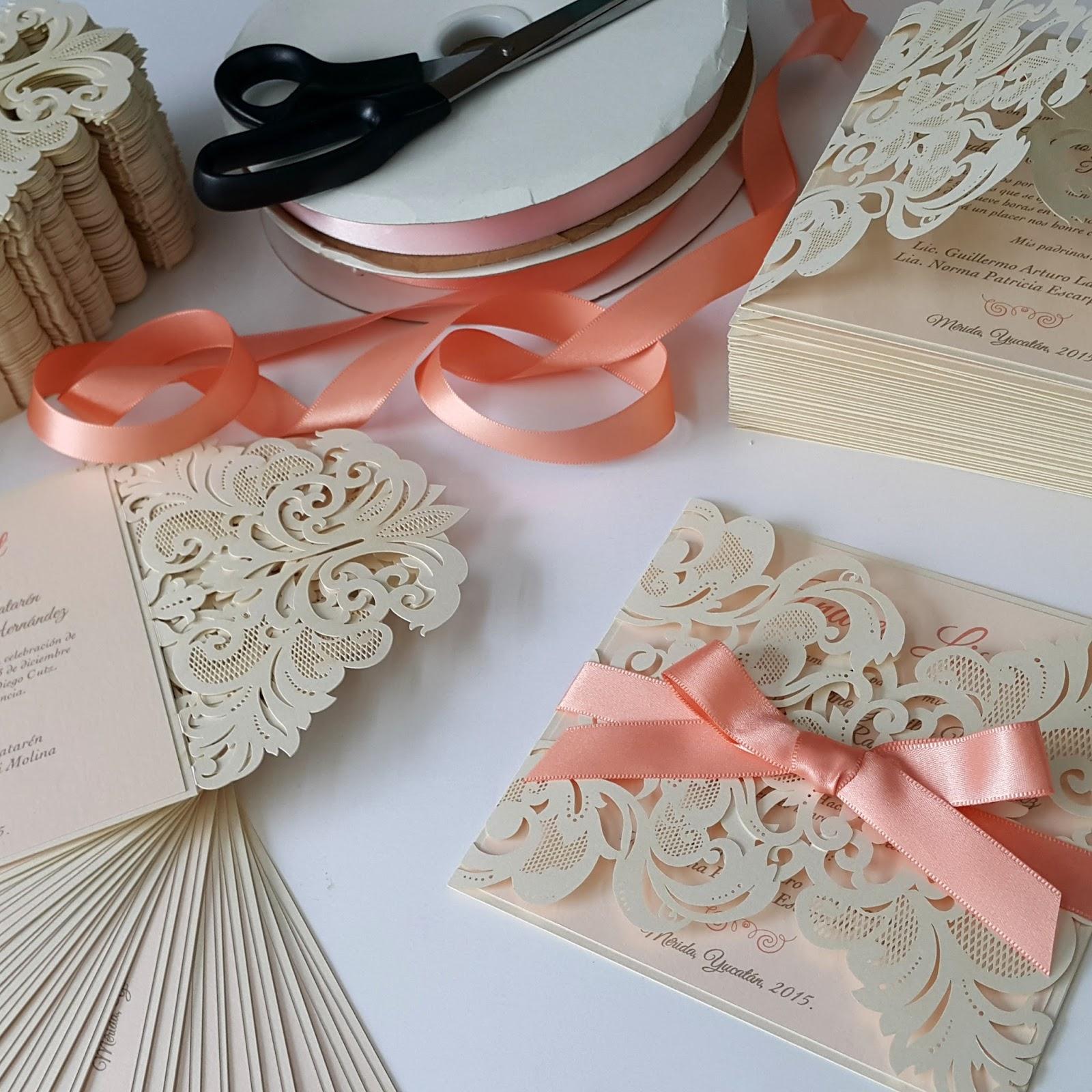 Papelerie: Invitaciones + Papeles + Materiales ...