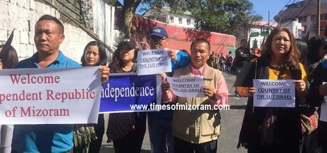Welcome Independent Republic of Mizoram