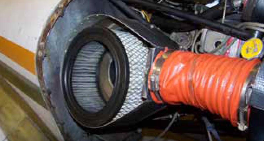 Carburetor Induction System