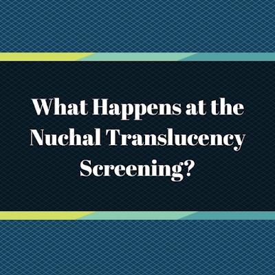 What happens at nuchal hookup scan