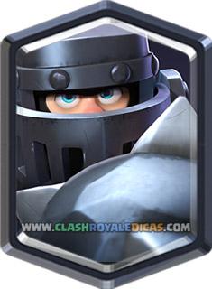 Megacavaleiro - Clash Royale