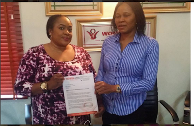 Actress Foluke Daramola Is The Brand Ambassador For Gender Based Violence, GBV