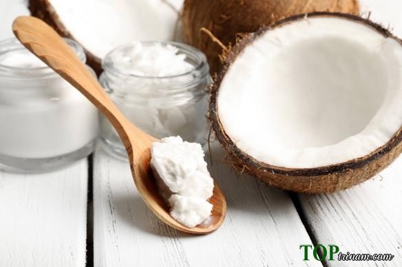 Làm thế nào để xóa bỏ nếp nhăn bằng dầu dừa hiệu quả nhất