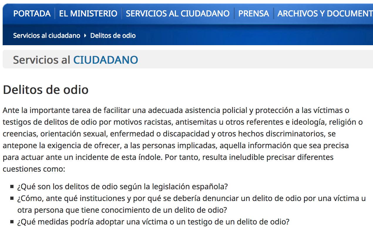 Chacatorex caza de brujas el ministerio del interior for Ministerio del interior en ingles