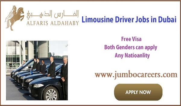 latest walk in interview jobs in Dubai, UAE Driver job vacancies,