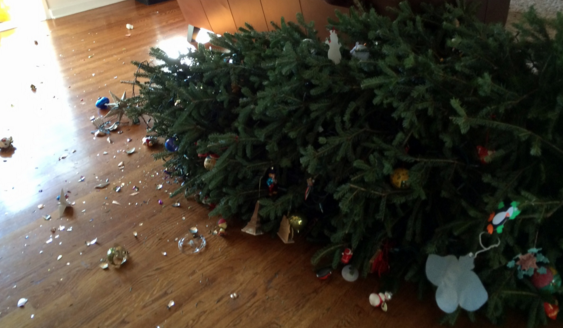Natal, natal destruído, brigas de natal, conflitos de natal, natal ruim