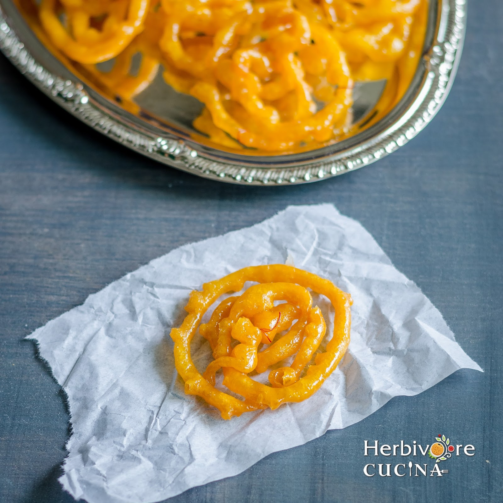 Herbivore Cucina The Best Instant Jalebi Recipe