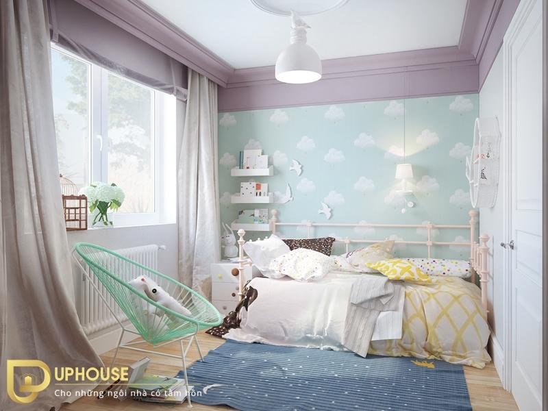 Những phòng ngủ đẹp như mơ 11