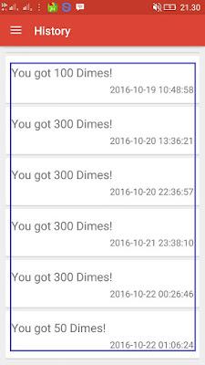 dollar gratis appdimes