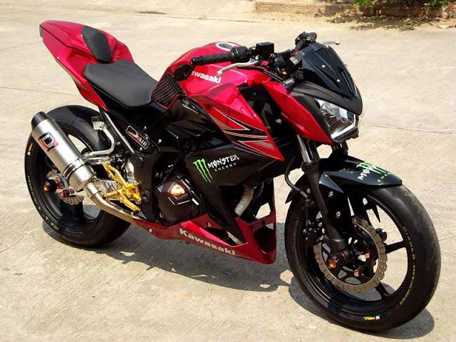 Kelebihan dan Kekurangan Motor Sport Kawasaki Z250