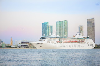 Royal Caribbean's Totally Renovated Empress of the Seas Returns to Miami.