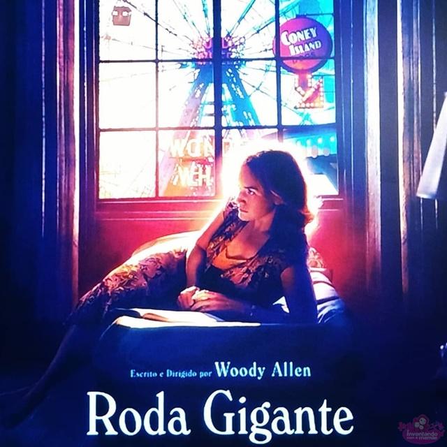 """Filme """"Roda Gigante"""""""