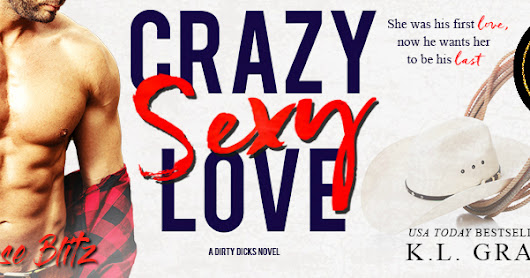 Release Blitz & Review: Crazy Sexy Love by K.L. Grayson