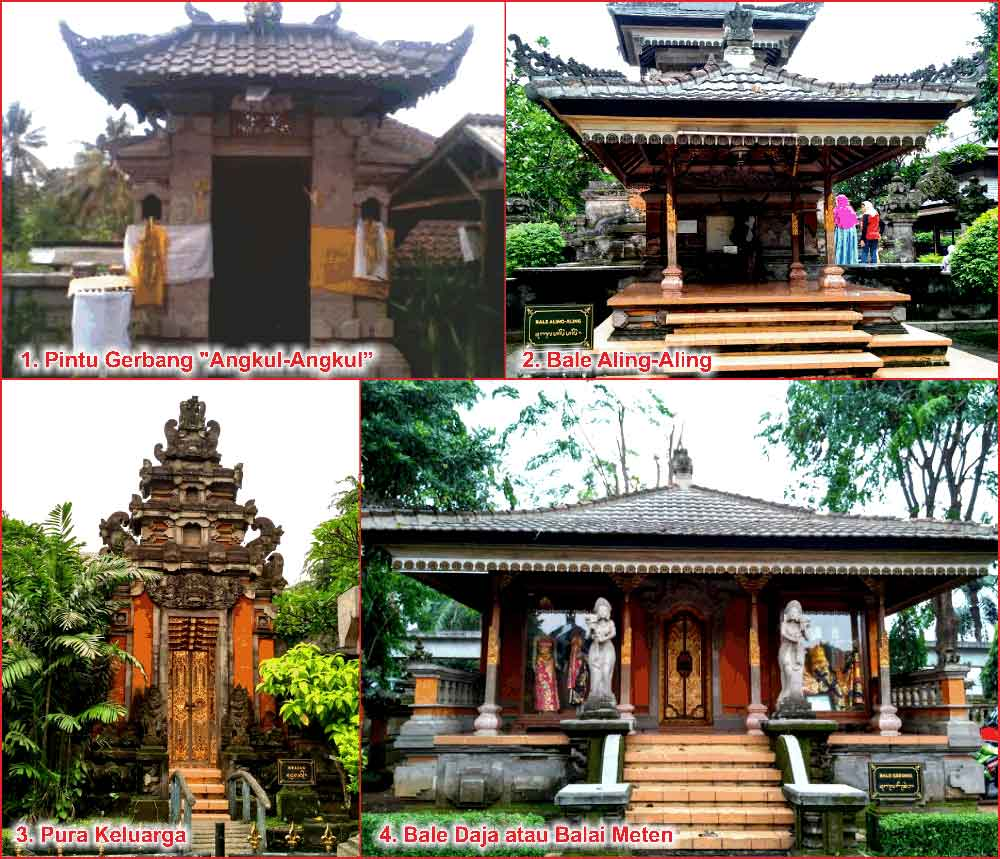Apa Nama Rumah Adat Bali