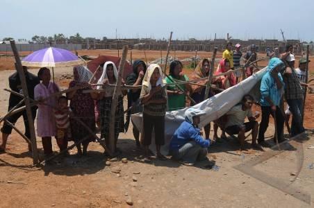 Muslim di Makassar Larang Pendirian Kapel Gereja Katolik di Tanjung Merdeka