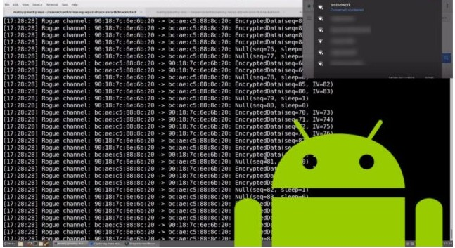 Download KRACK WiFi Exploit Fix and Patch For Android