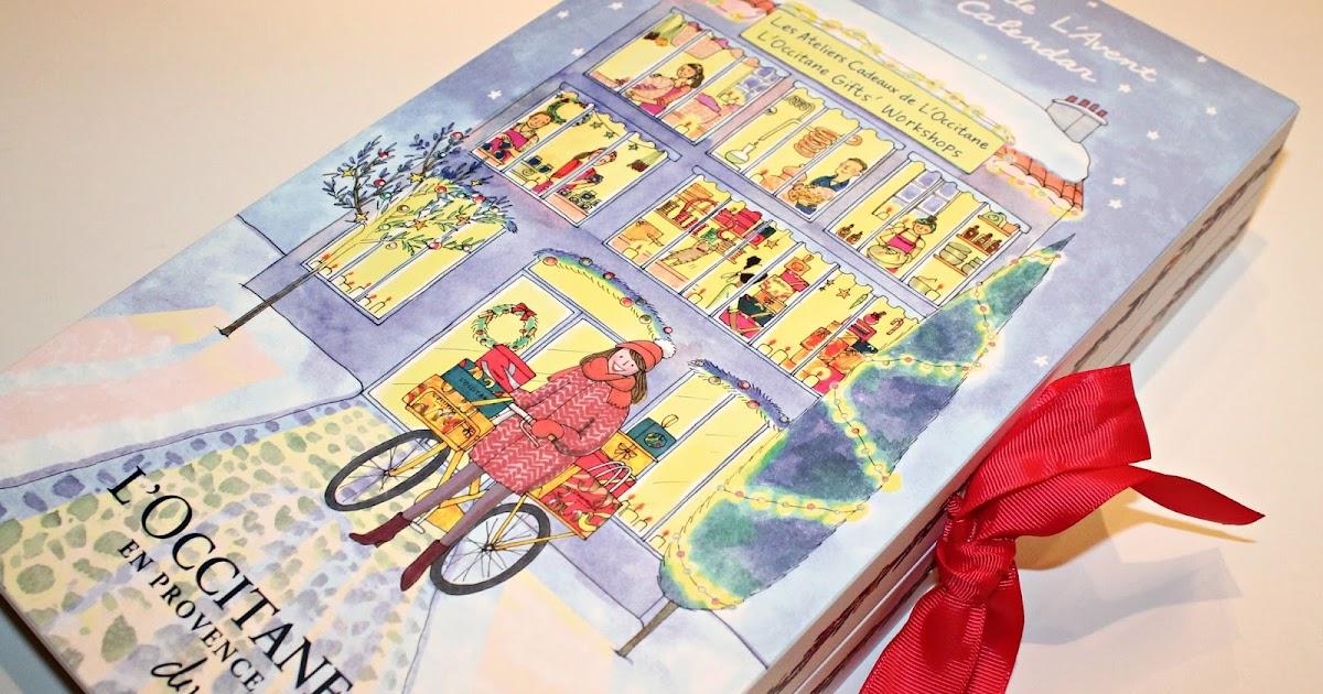 Calendario Dell'Avvento L'Occitane # Novità