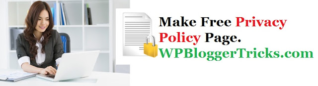 make-free-privacy-policy