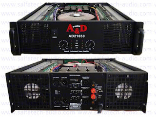 Power Amplifier AD 21650