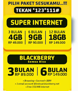 Daftar Harga Paket Internet Indosat Terbaru September 2015, paket internet murah indosat, paket bulanan indosat termurah, paket internet isat , paket internet im3 termurah