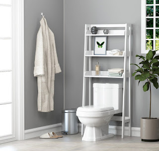 UTEX 3-Shelf Bathroom Organizer