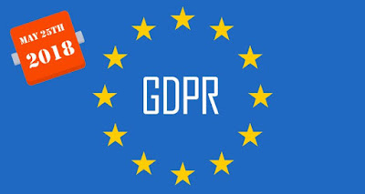 Five steps to being GDPR-ready