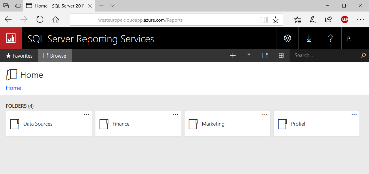Microsoft BI Tools: SSRS Snack: Download all SSRS reports