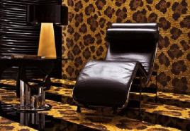 Living Rooms with Mosaic Glass Tiles  Bisazza 4