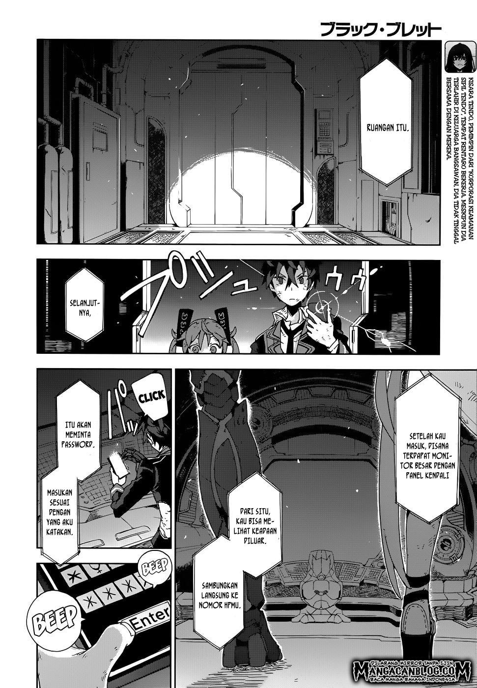 Black Bullet Chapter 18-6