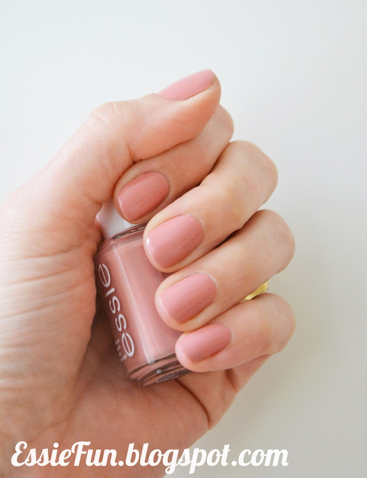 Essie Nail Polish Eternal Optimist Review- HireAbility