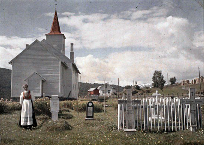 The First Color Photographs of Norway, 1910 ~ vintage everyday