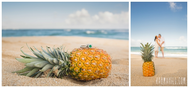 Maui Couples Beach Portrait