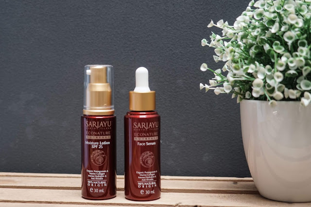 Sariayu Econature Nutreage untuk Fearless Beauty