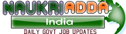 Naukri Adda India - Get Daily Govt Job Alerts