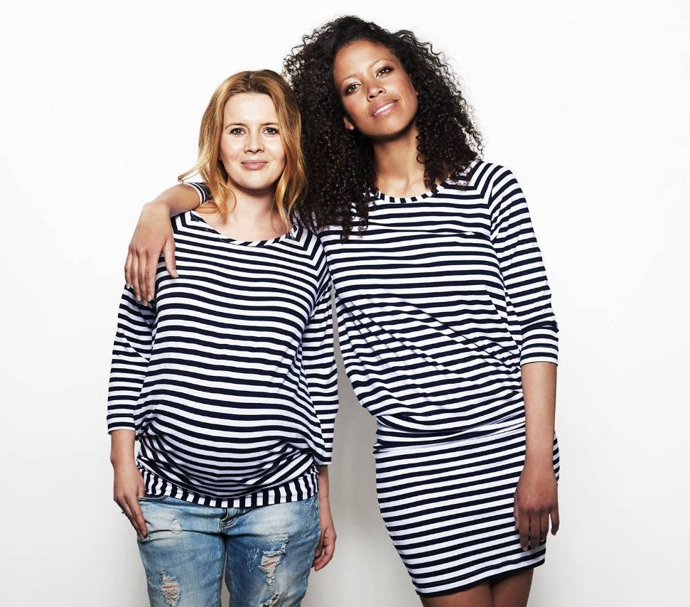 e80b7805be2a99 Producent bielizny nocnej, w tym piżam i koszul dla kobiet w ciąży i dla  mam karmiących, które od A do Z powstają w naszym kraju z materiałów ...
