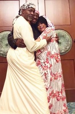 The Wedding Party 2 Rmd Sola Sobowale And Alibaba Hug