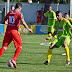 Trieste e Quitéria apelam pela forte marcação e placar não sai do 0 a 0