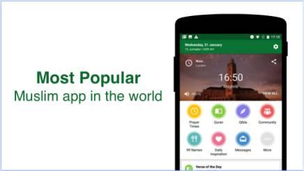 Aplikasi Islam Terlengkap Muslim Pro APK