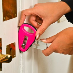 pink easy lock uk