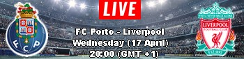 Porto - Liverpool LIVE STREAMING