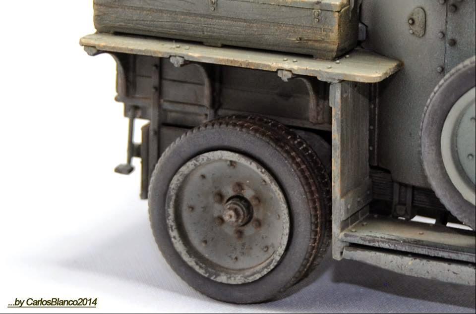 The Rebel Factory: Rolls & Royce Mk.I 1920 Pattern. (Roden