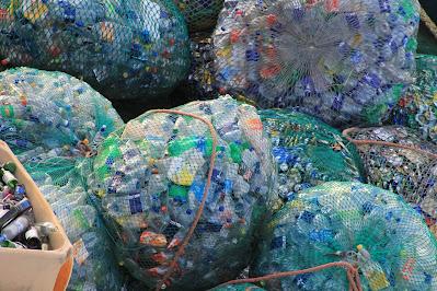 Supermarktkette Trebol gegen Plastikmüll