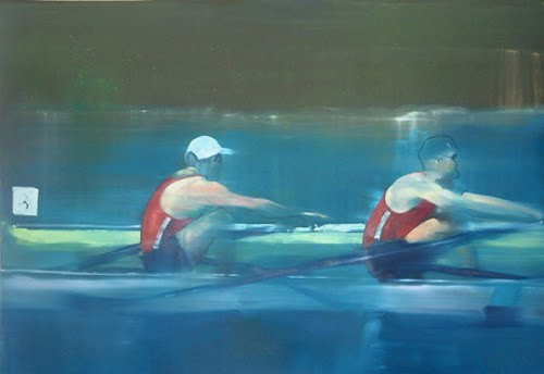 'Hear The Boat Sing': Artist Nick Archer And His Rowing Art