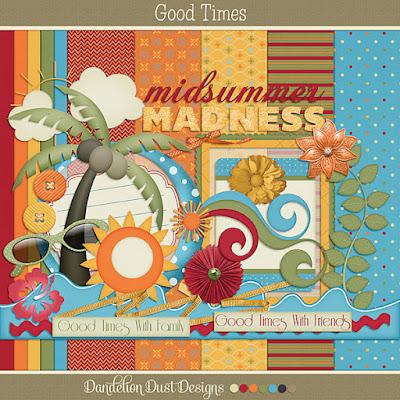 God Times by Dandelion Dust Designs