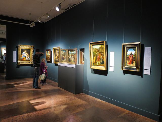 Visita à Galeria Nacional Húngara