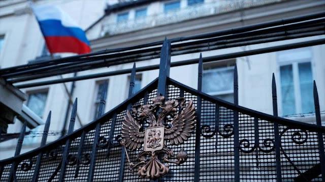 """Rusia denuncia hipocresía y """"cinismo"""" de Londres hacia Venezuela"""