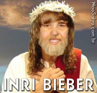 INRI: Versão Religiosa de Baby – Justin Bieber