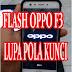 Cara Mudah Flashing Oppo F3 via Download Tool