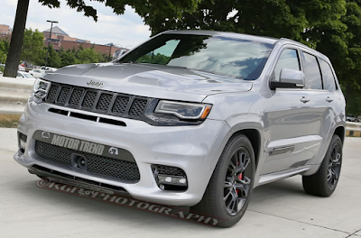 2018 Jeep Grand Cherokee Redesign Exterior