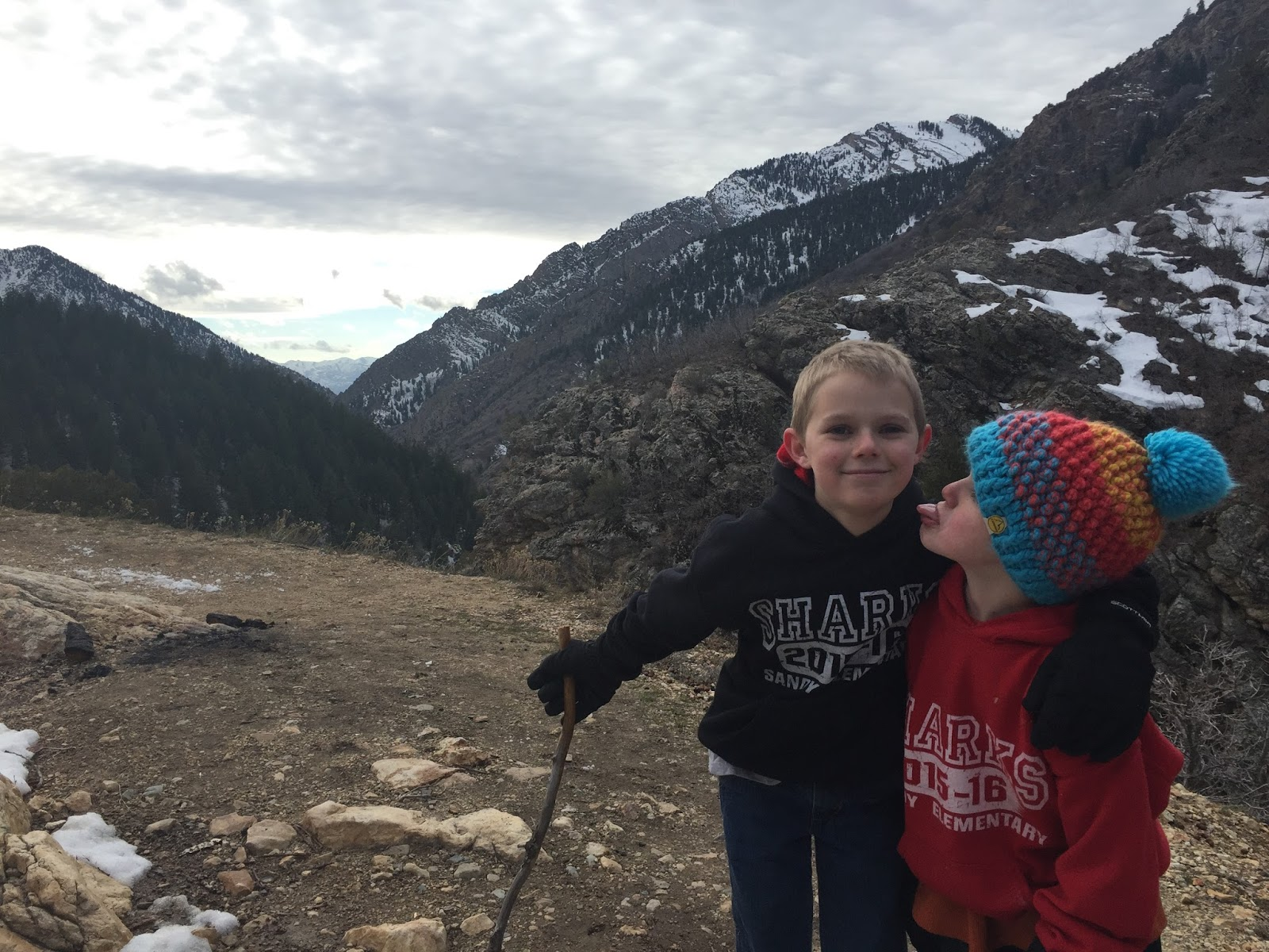 Why Kids Need Wilderness And Adventure >> My Children In Wilderness My Partners In Adventure